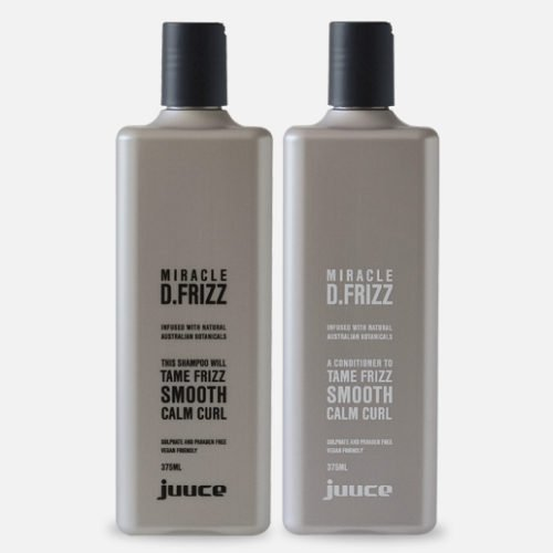 Juuce Miracle D.Frizz Shampoo 375ml