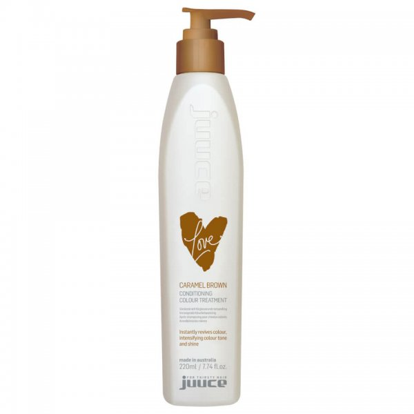 Juuce Love Conditioning Colour Caramel Brown