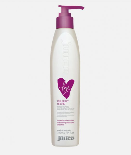 Juuce Love Conditioning Colour Mulberry Orchid