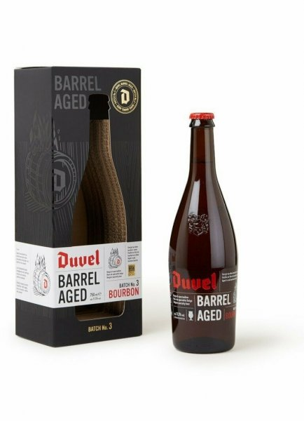 Duvel Barrel Aged - Batch #3